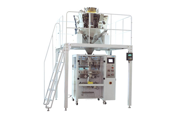 PM 420 with 10 heads weigher for grangule