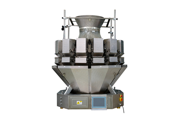 14 heads weigher dimple