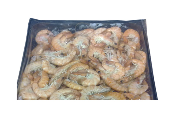 Shrimps tray